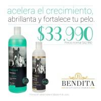 Shampoo promo bio aloe