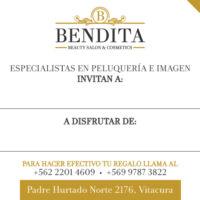 Tarjeton BENDITA-02