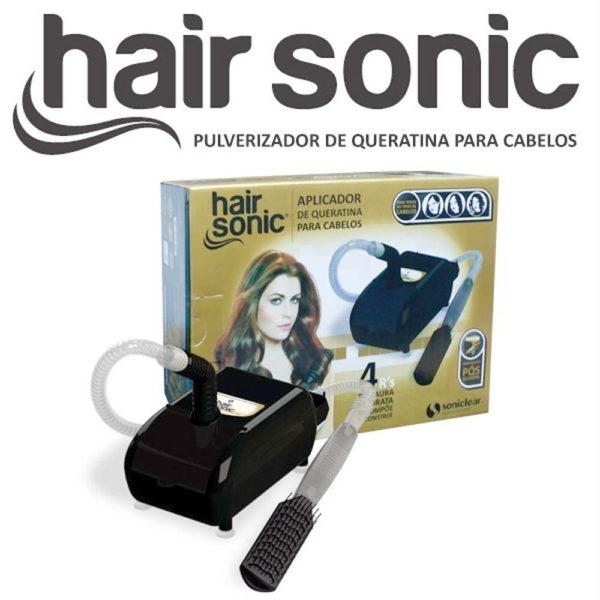 PULVERIZADOR DE NANO-QUERATINA HAIR SONIC