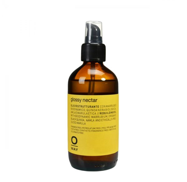 Aceite Reestructurante OWAY – GLOSSY NECTAR