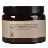 Máscara hidratante para cabello muy seco y deshidratado